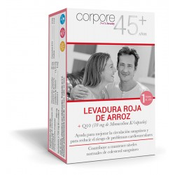 LEVADURA ROJA COR+45