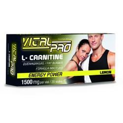 L-CARNITINE 1.500 mg