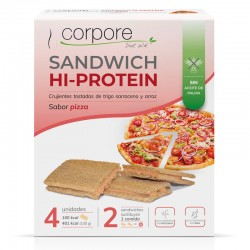 Sandwiches HI-Protein - Pizza