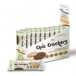 CHIA CRACKERS 10 uds